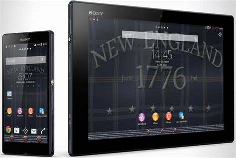 new themes for xperia xperia theme newengland gizmo bolt exposing technology