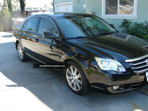 2005 Toyota Avalon Limited 2005 Toyota Avalon Limited Sedan 4 Door 3 5l