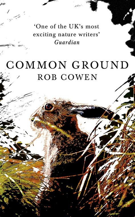 is common ground books new book common ground is out in may