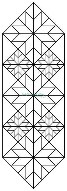 design pattern lectures borders made easy quilting designs pinterest easy