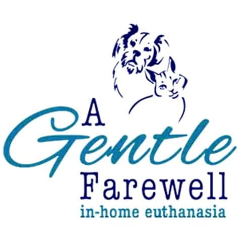 a gentle farewell in home euthanasia pet services