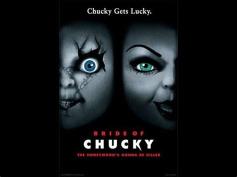 chucky film rating movie review bride of chucky 1998 youtube
