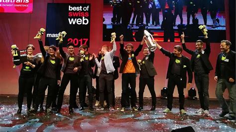 best of web awards best of swiss web awards ticketfrog ist bestes webprojekt