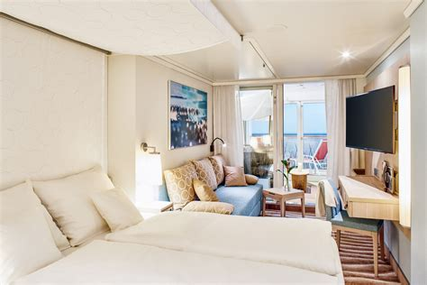 aida suite suiten der aidanova kabinenaustattung guide