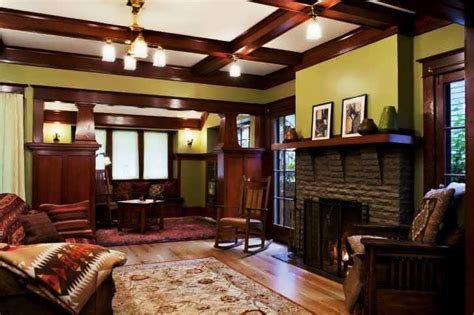 Craftsman Interior Colors by 17 Best Ideas About Craftsman Interior On