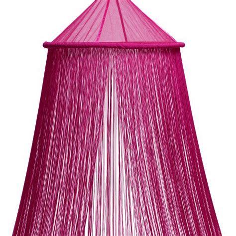 pink bed canopy fuchsia hot pink string bed canopy bacati a2zchild