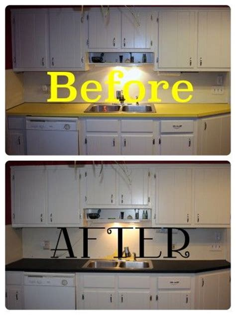 Painting Countertops With Chalkboard Paint by Countertops Black Countertops And Chalkboards On