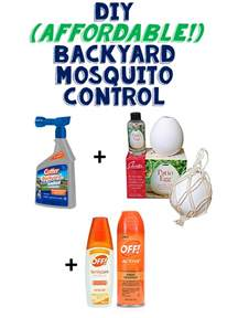 Backyard Mosquito Repellent Live And Learn Diy Affordable Backyard Mosquito