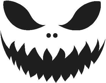 jack o lantern mouth clipart clipartxtras