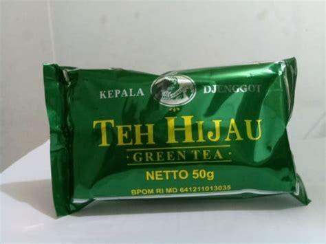 Teh Hijau Djenggot 10 merk teh hijau yang bagus dan mudah didapatkan