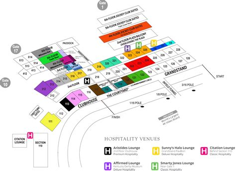 kentucky derby seating churchill downs seating diagram diagram auto parts