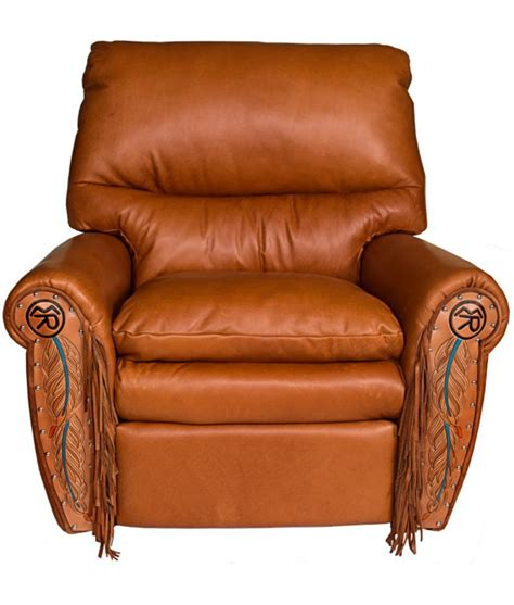 The Ultimate Recliner   Leather & Cowhide