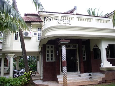 goa bungalow for sale 4 bhk bungalows villas for sale at navelim goa