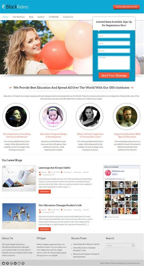 themes like facebook magnificent wordpress theme like facebook images
