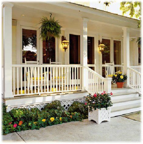 The White Porch country porch decorating ideas for homes home decoration ideas home garden improvements