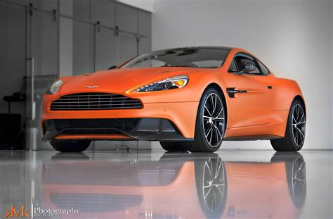 orange aston martin gallery matte orange 2014 aston martin vanquish by kvk