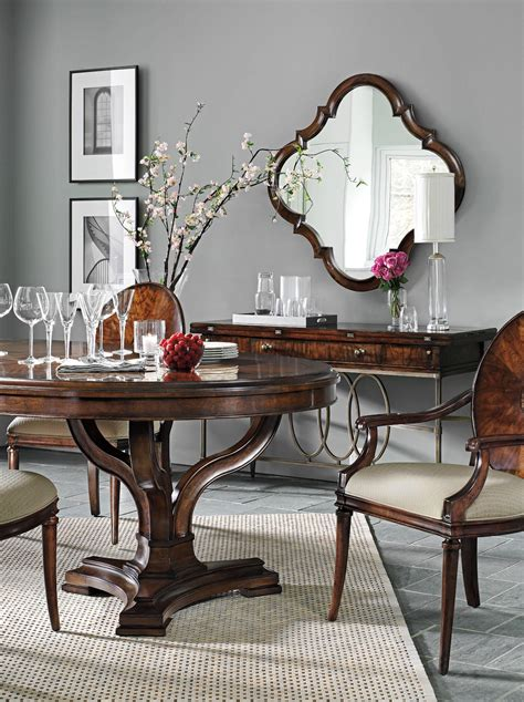 Stanley Empire Dining Room Set Avalon Heights 193 By Stanley Furniture Belfort