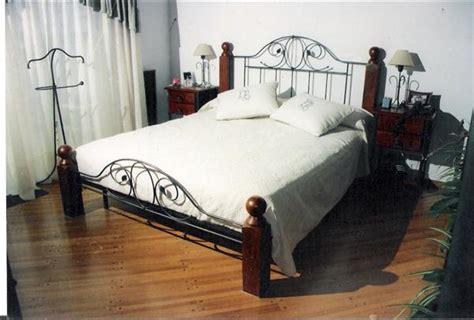 camas hierro pon tu casa camas de hierro forjado