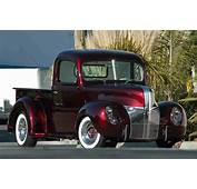 WorkingClassKustoms FORD // Early 40s Pick Ups