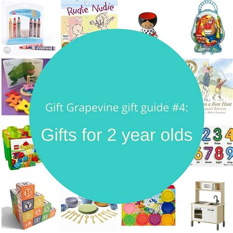 Gifts For 2 Year Olds - gift grapevine gift guide 4 gifts for 2 year olds