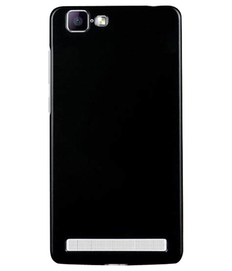 Vivo X5 Max anything back cover for vivo x5 max black plain back