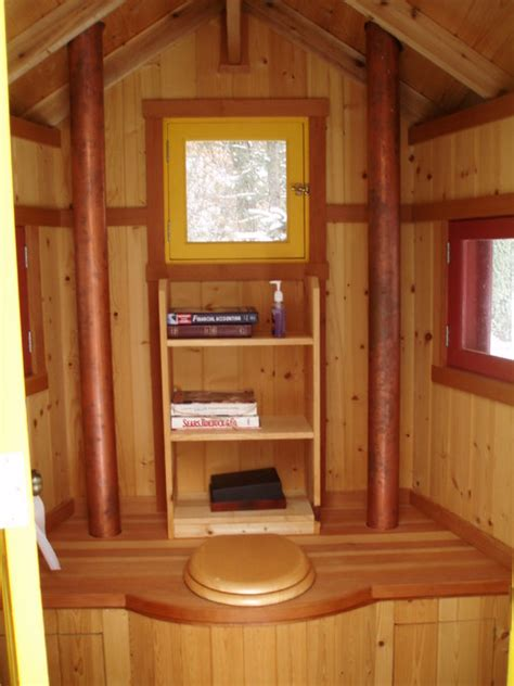 unique outhouse bathroom decor office and bedroom
