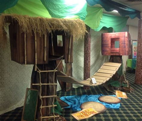 Decorating Ideas For Journey The Map Vbs 764 Best Images About Props On Jungle