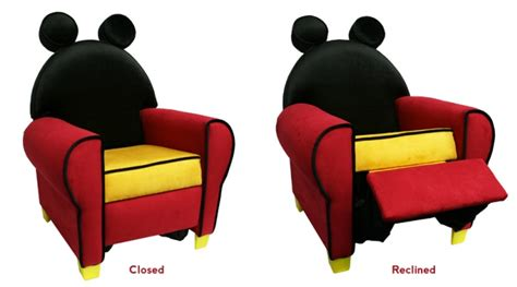 mickey mouse clubhouse rocking chair children s furniture by miguel almena at coroflot
