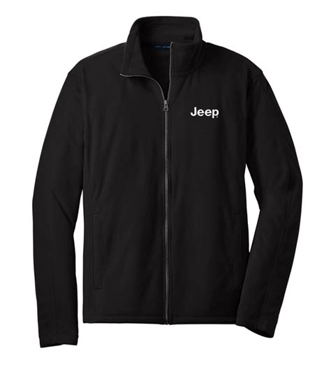 all things jeep jeep embroidered fleece zip jacket