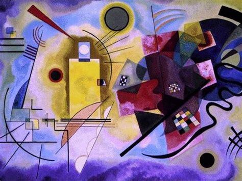 Imagenes Abstractas De Kandinsky | algunas obras de kandinsky taringa
