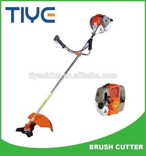 swing blade grass cutter new model cg430 43cc petrol brush cutter grass trimmer