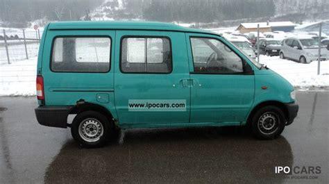 1997 nissan 5 seater combi vanette original 87000km