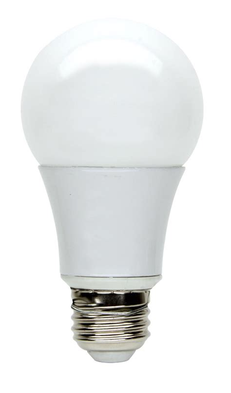 Led Light Bulbs For Enclosed Fixtures Maxlite E9a19dled30 G2 102170 9w 120v 3000k E26 Base Led A19 Enclosed Fixture Ul