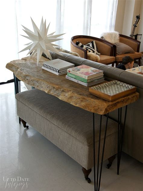 sofa table styling sofa table styling and hop up to date interiors