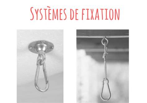 Fixation Fauteuil Suspendu by Comment Fixer Mon Fauteuil Suspendu
