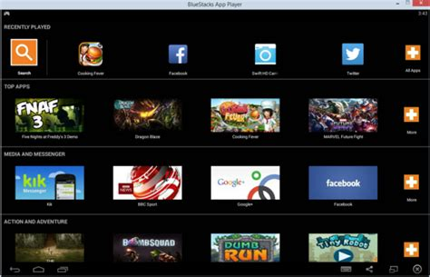 bluestacks home how to run android on your pc the best android emulators