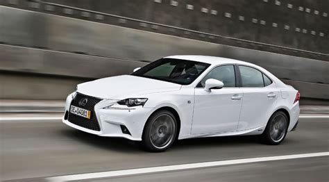 lexus is 300h f sport 2013 review by car magazine