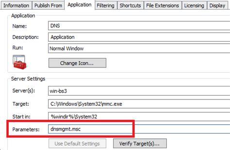 parallels management console kb parallels how to publish a microsoft management