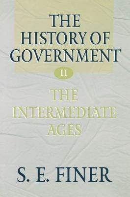 the history of government from the earliest times by