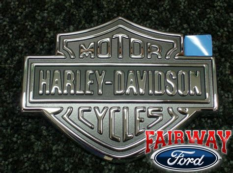 Emblem Harley Davidson Genuin duty f250 f350 oem genuine ford parts harley
