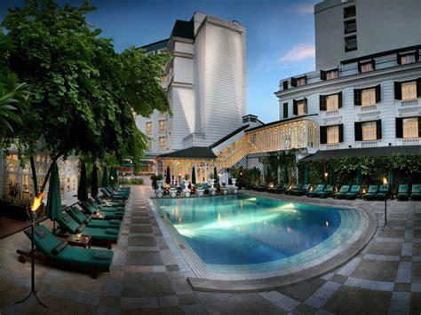 hotel sofitel legend metropole hanoi french colonial