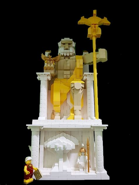 lego ideas product ideas zeus statue