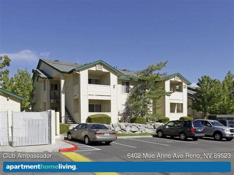 appartments in reno club ambassador apartments reno nv apartments for rent
