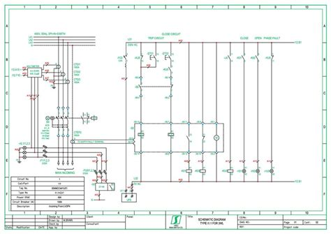 electrical wiring diagram in autocad wiring diagram and