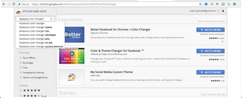 apply facebook themes google chrome how to change facebook theme with a google chrome