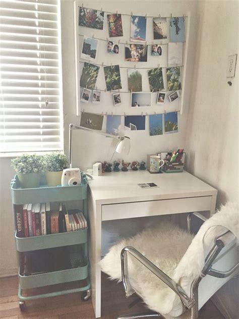 simple  stylish workspace  ikea micke desk