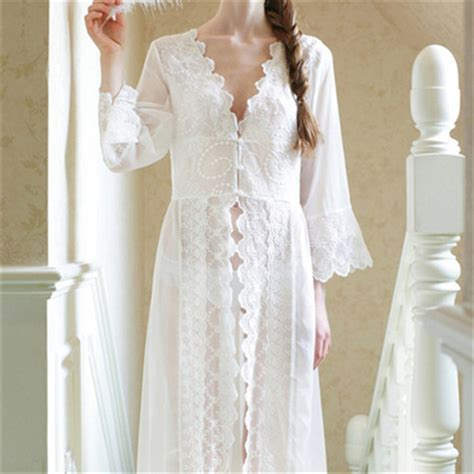 popular lace dressing gown buy cheap lace dressing gown popular sleeping gown buy cheap sleeping gown