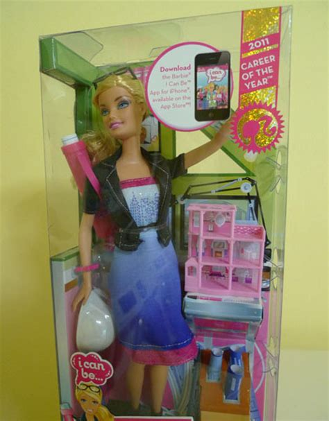 doll design jobs architect barbie doll comes with dream house but no job
