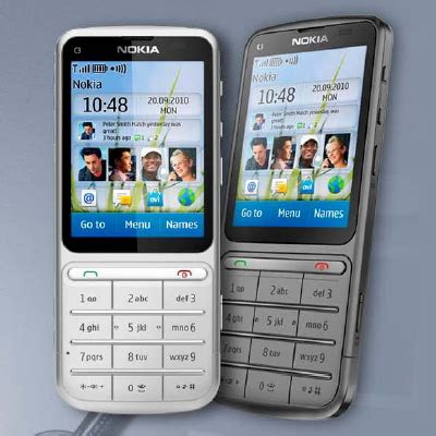 Hp Nokia C3 01 Nokia C3 01 Touch And Type Phone Photo Gallery Official Photos
