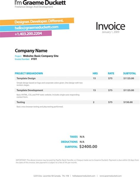 invoice layout pages pages invoice template invoice exle
